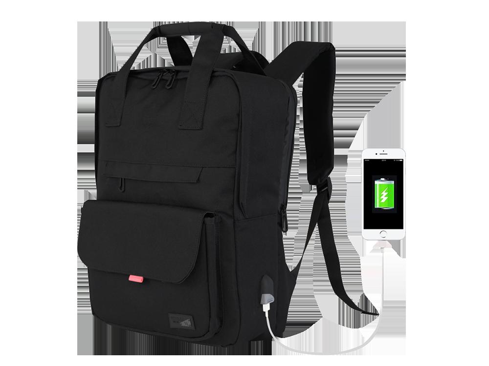 My Valice Smart Bag USB Şarj Girişli Akıllı Sırt Çantası 1205