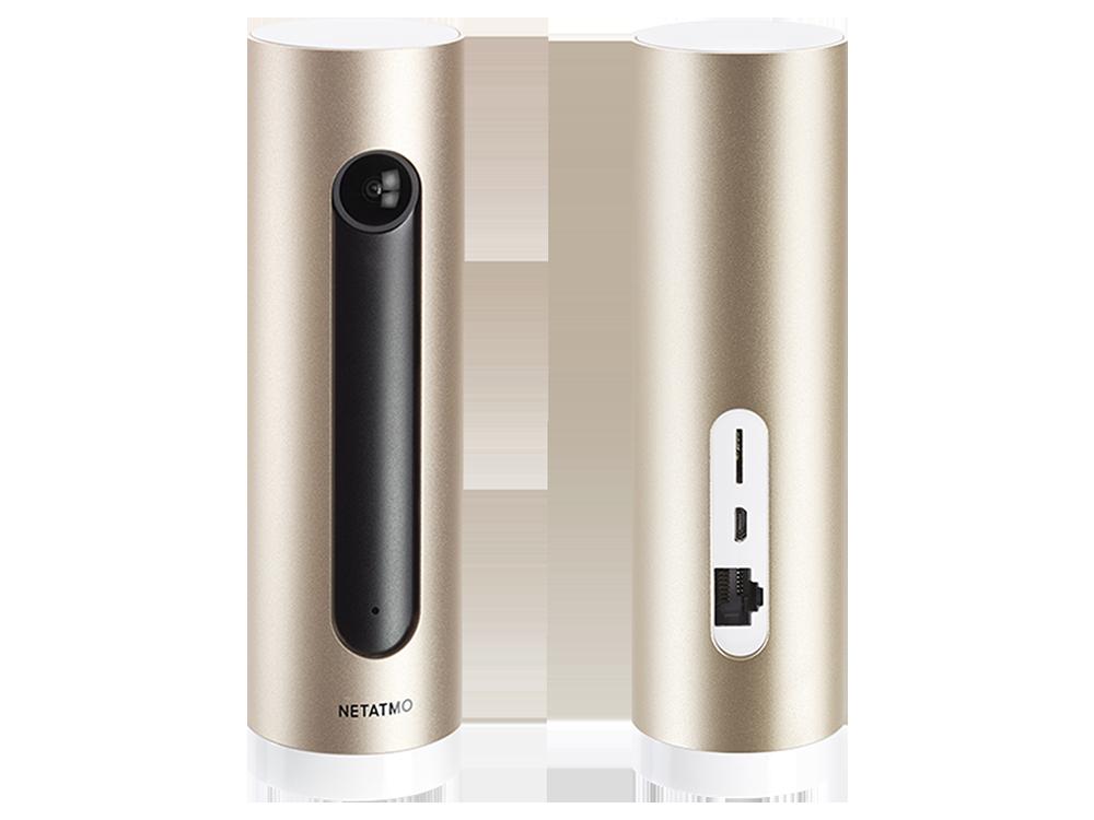 Netatmo Akıllı İç Mekan Güvenlik Kamerası