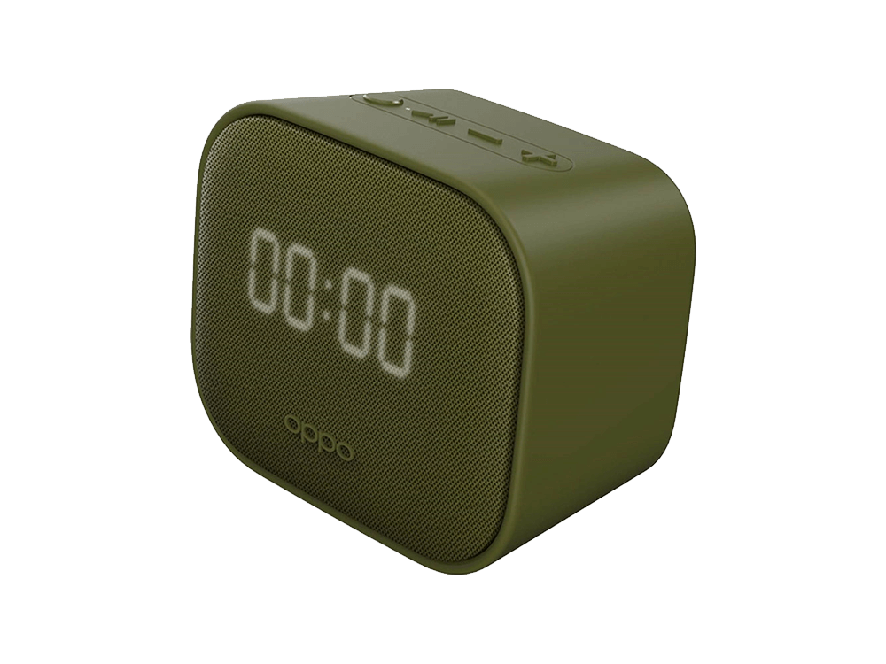 OPPO OBMC03 Saatli Bluetooth Hoparlör