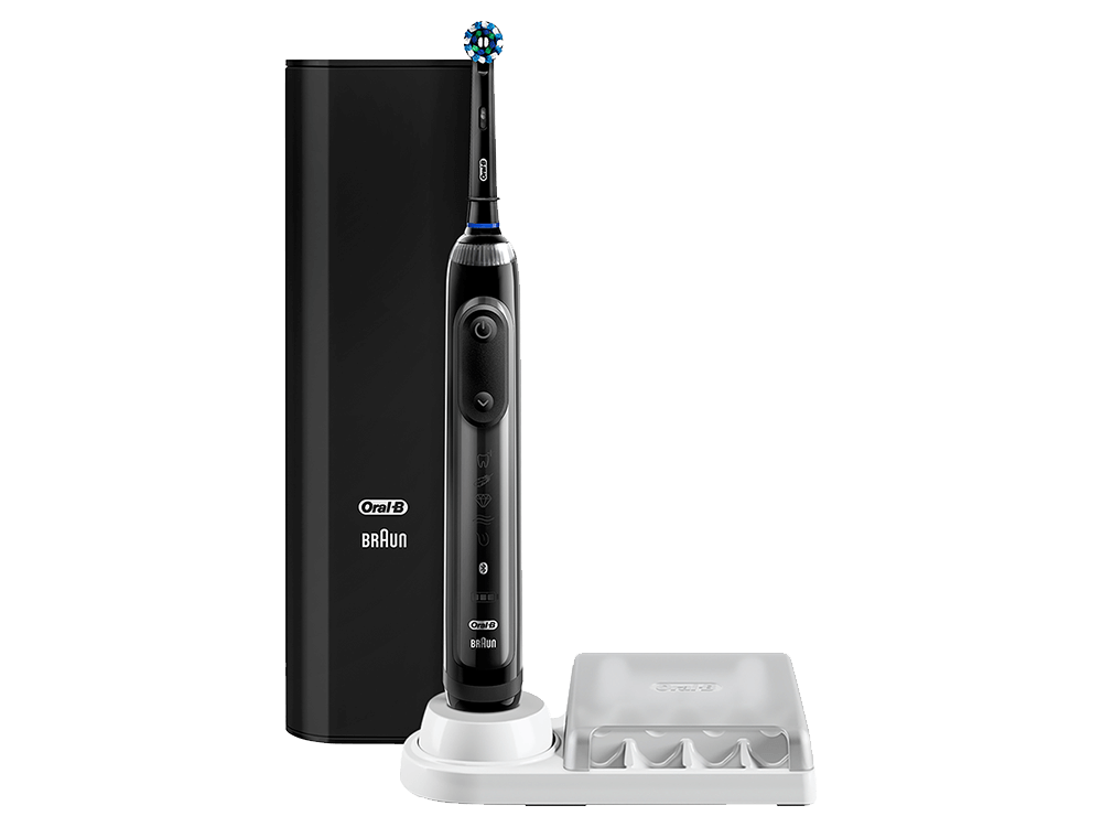 Oral-B Genius X 20000 Black Şarj Edilebilir Diş Fırçası
