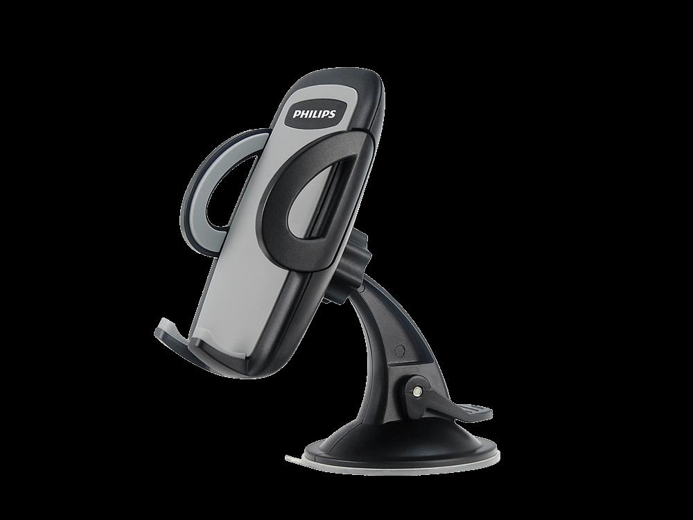Philips DLK2412SB Vakumlu Araç İçi Telefon Tutucu