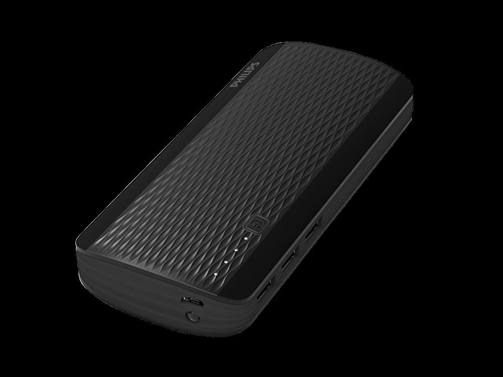 Philips DLP2711 3 USB Çıkışlı Taşınabilir Şarj Cihazı 11000 mAh