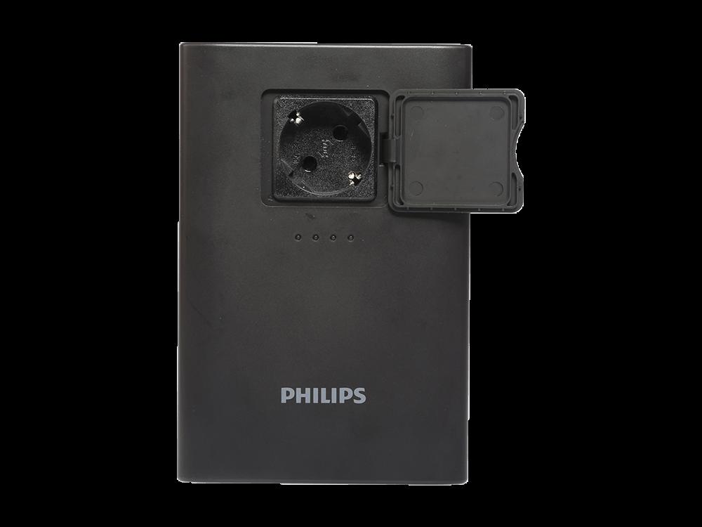 Philips DLP5724AB Çift Çıkışlı Taşınabilir Şarj Cihazı 24000 mAh