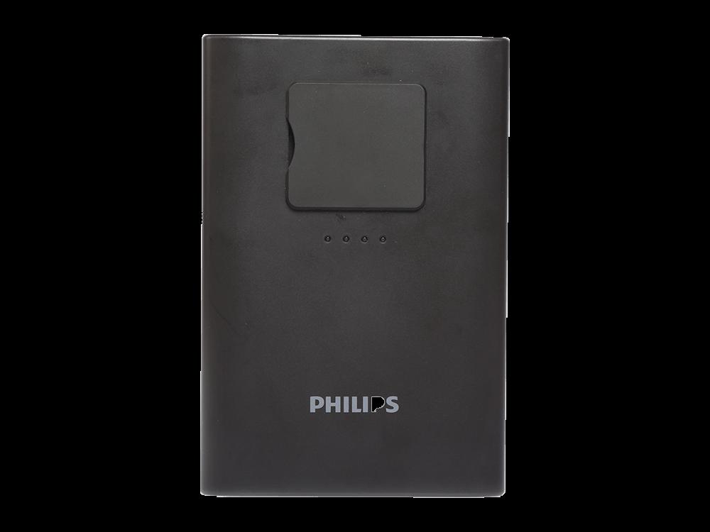 Philips DLP5742AB Çift Çıkışlı Taşınabilir Şarj Cihazı 40200 mAh