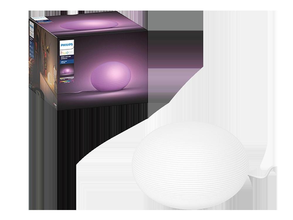 Philips Hue Flourish Bluetooth Renkli Akıllı Dekoratif Masa Lambası