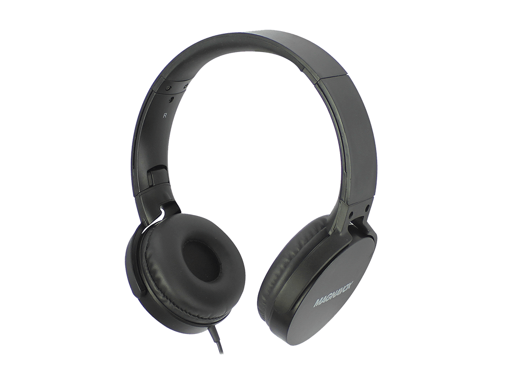 Philips MHP5026BK Magnavox Kulak Üstü Kulaklık