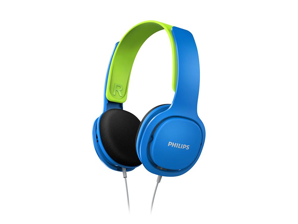 Philips SHK2000 Kablolu Kulak Üstü Çocuk Kulaklığı