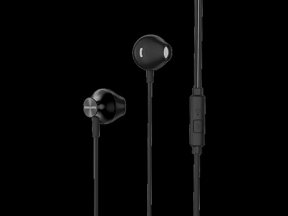 Philips TAUE101BK Mikrofonlu Kulak İçi Kulaklık