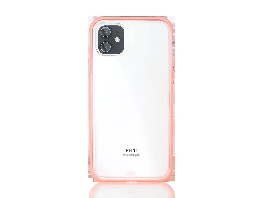 Piili iPhone 11 Pro Mat Seri Koruyucu Kılıf