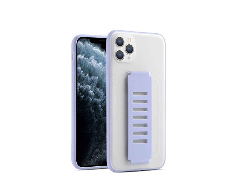 Piili iPhone 11 Pro Max Hand Strap Koruyucu Kılıf