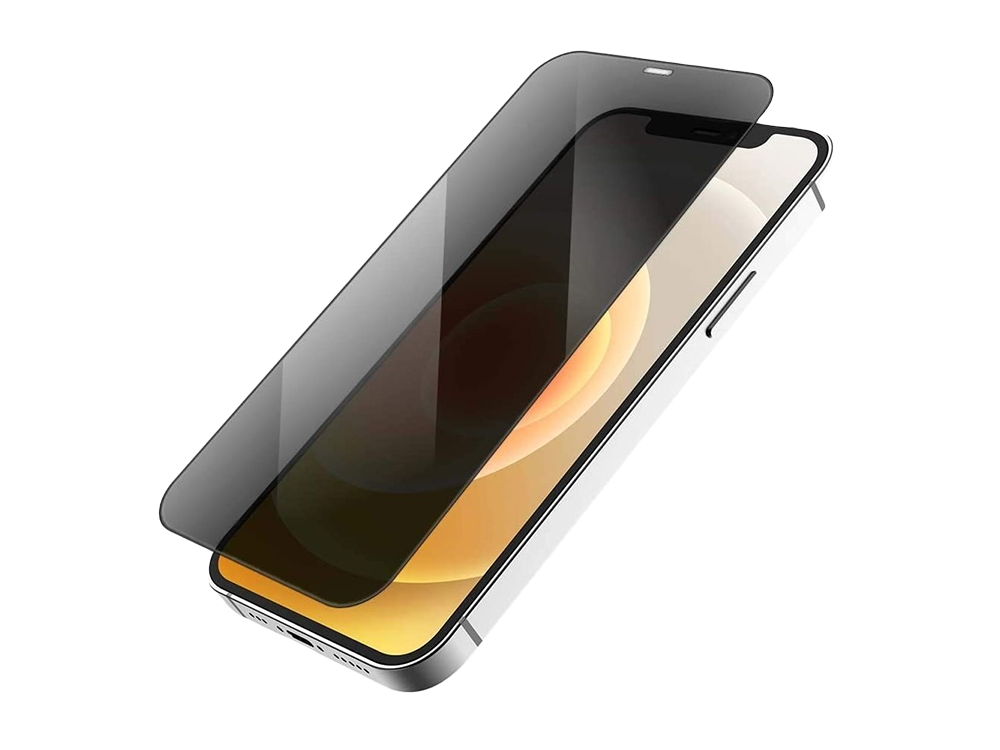 Piili iPhone 12 - 12 Pro 360° Premium Privacy Ekran Koruyucu