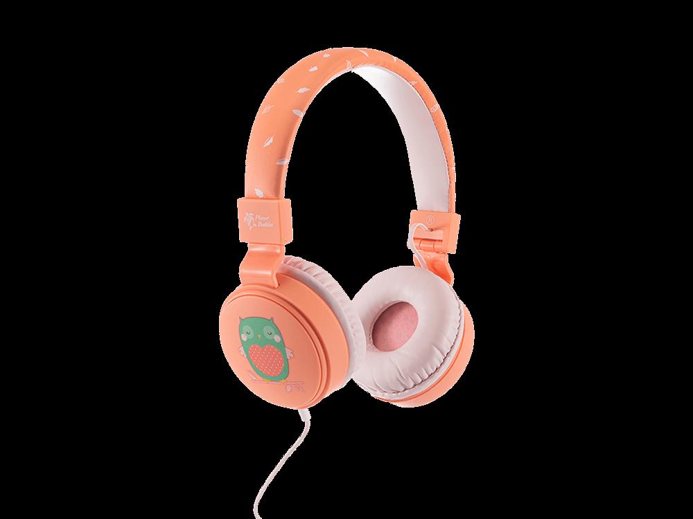 Planet Buddies Kablolu Kulak Üstü Çocuk Kulaklığı