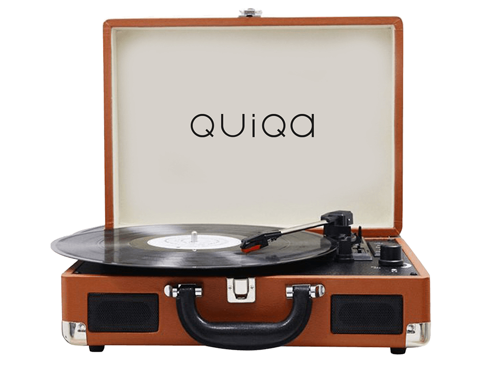 Quiqa T316BR Bluetooth ve Şarjlı Çanta Pikap