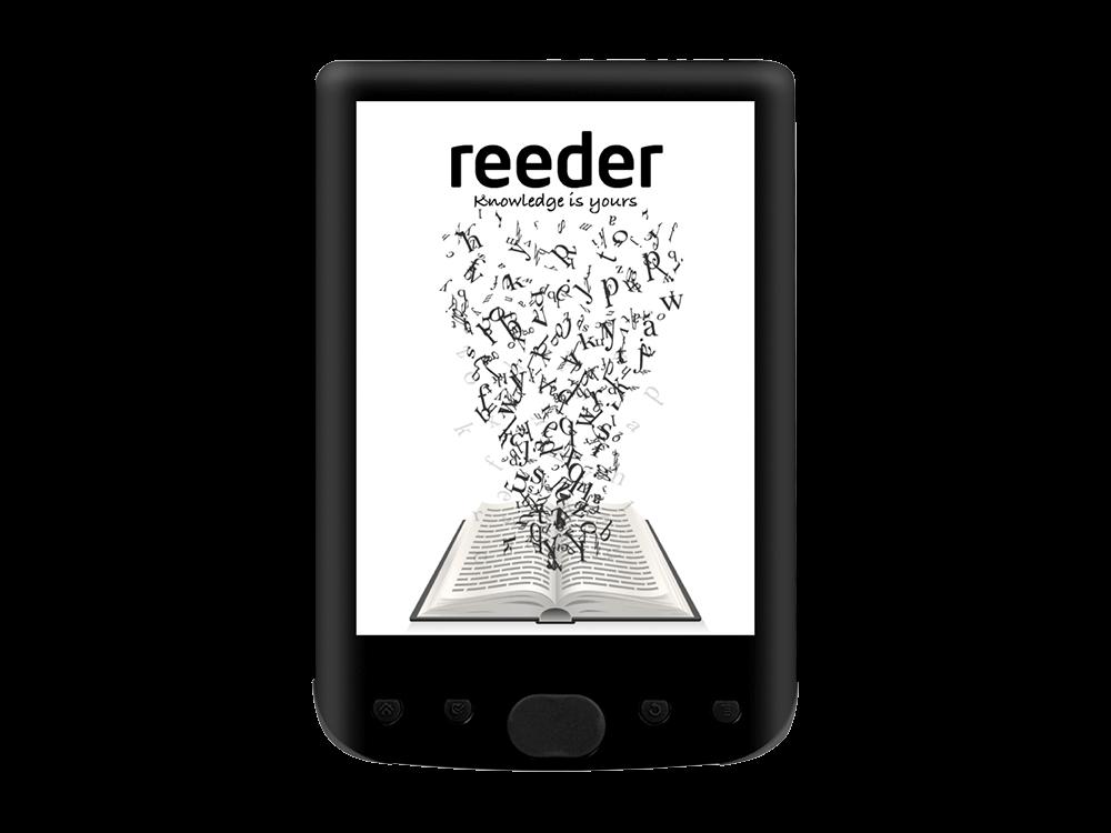 Reeder 4 E Kitap Okuyucu