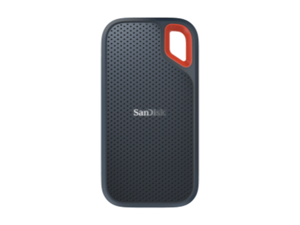 SanDisk Extreme 500 GB Taşınabilir SSD SDSSDE60-500G-G25