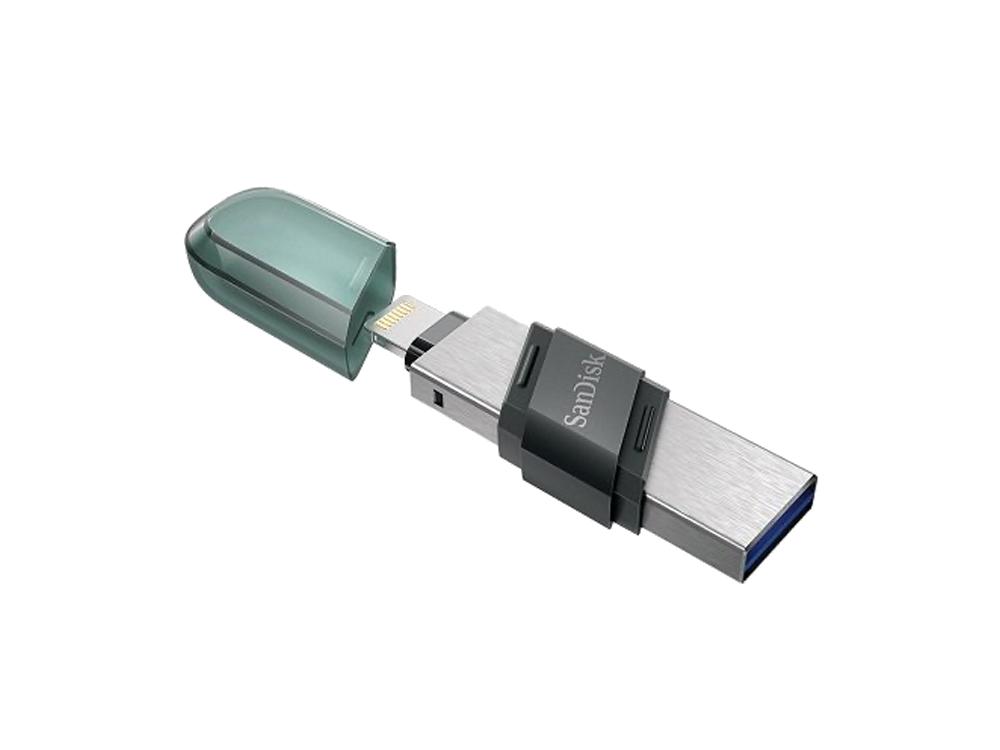 SanDisk iXpand 64 GB Type-A Flash Bellek + Lightning SDIX90N-064G-GN6NN