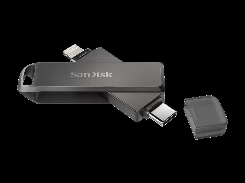 SanDisk iXpand Luxe 128 GB iPhone USB Bellek SDIX70N-128G-GN6NE
