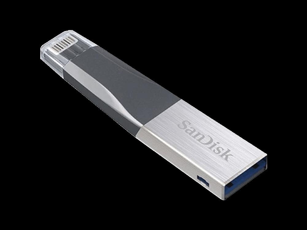 SanDisk iXpand Mini 64 GB iPhone USB Bellek SDIX40N-064G-GN6NN