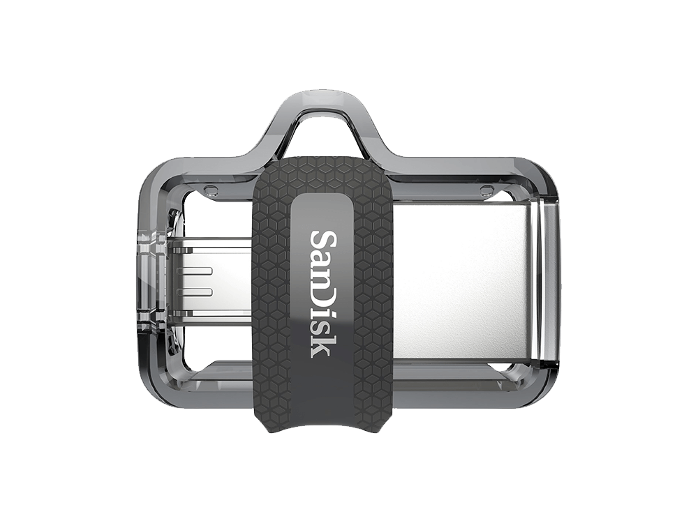Sandisk Ultra Dual Drive Micro USB Flash Bellek 64 GB