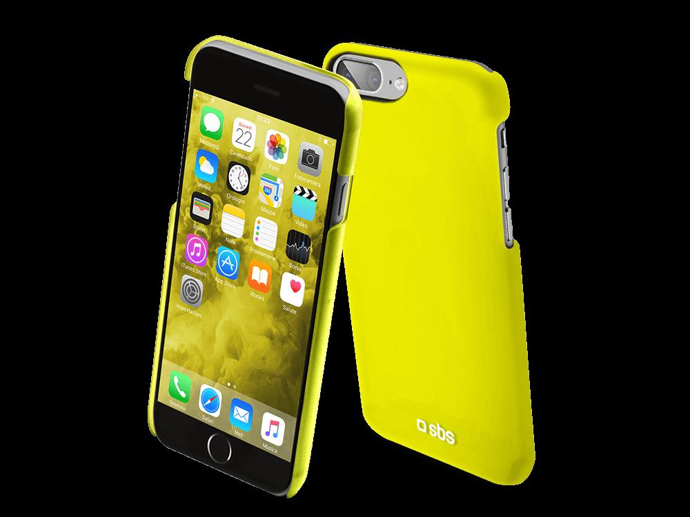 SBS iPhone 7 Plus/8 Plus Renkli İnce Kılıf