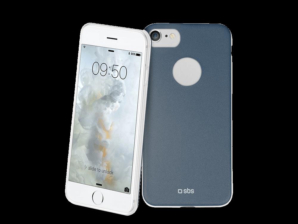 SBS iPhone 7/8 Ultra İnce Silikon Kılıf