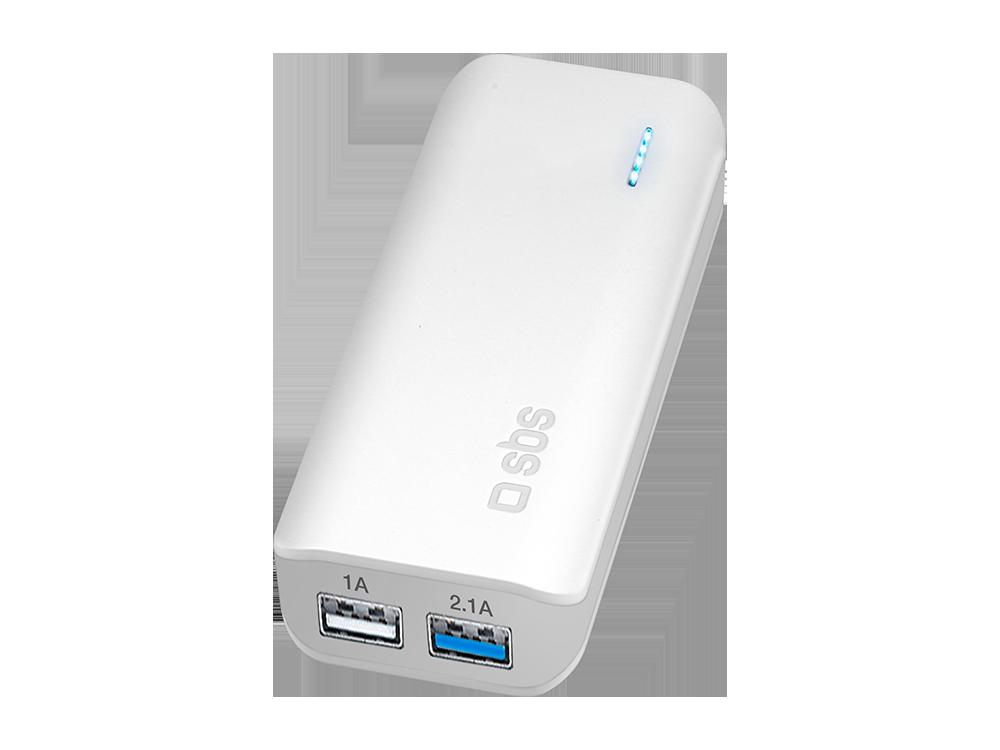 SBS Taşınabilir Şarj Cihazı 5200 mAh