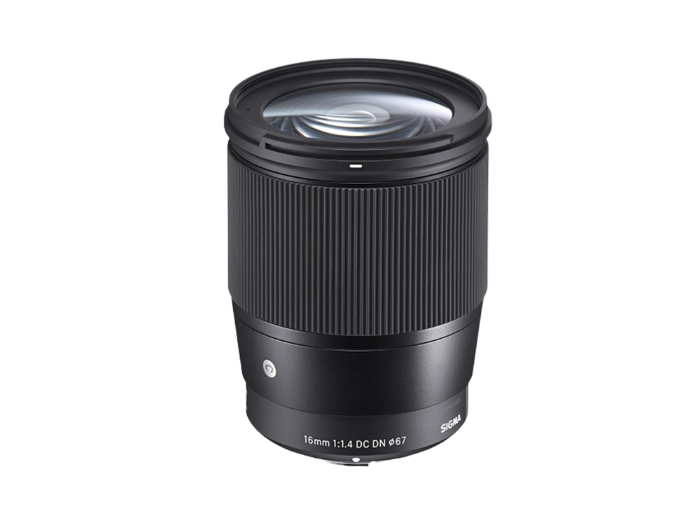Sigma 16 mm F1,4 DC DN Lens