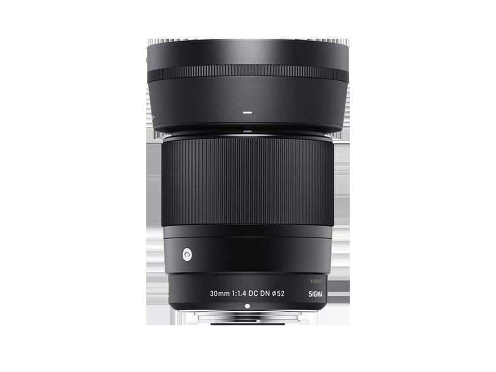 Sigma 30 mm F/1,4 DC DN Lens