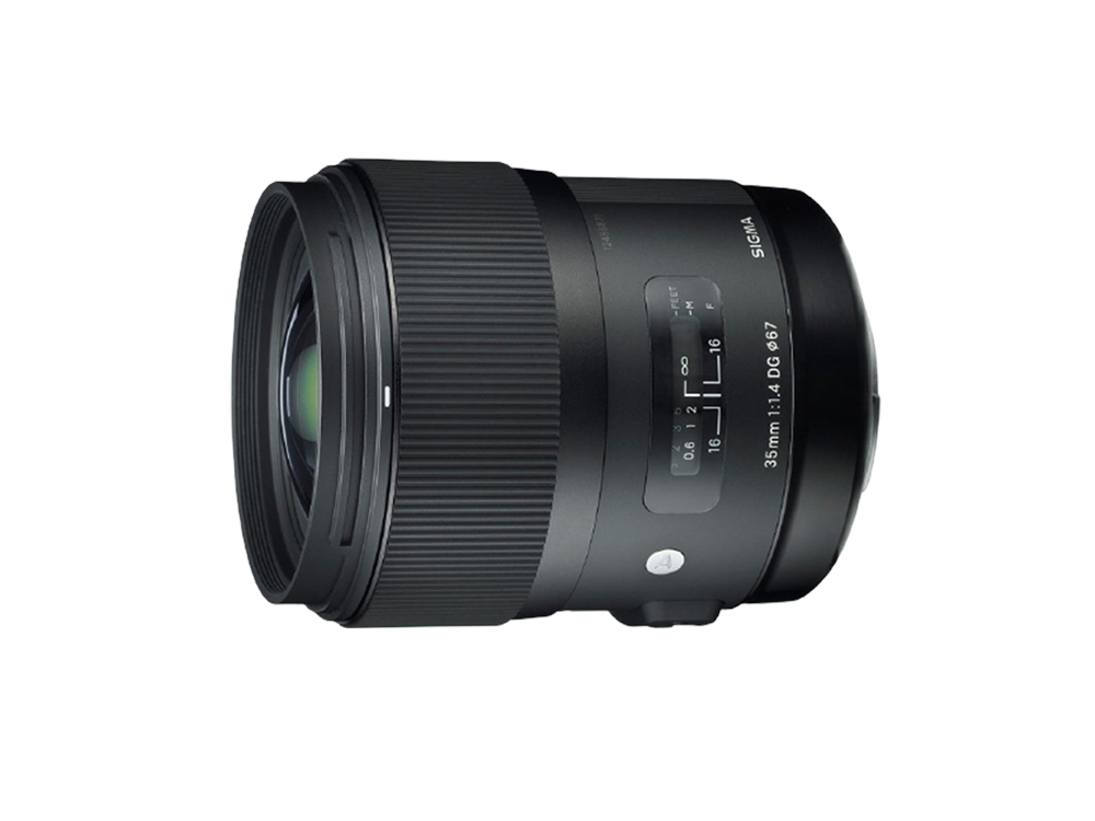 Sigma 35 mm F/1,4 DG HSM ART Serisi Lens (Canon Uyumlu)