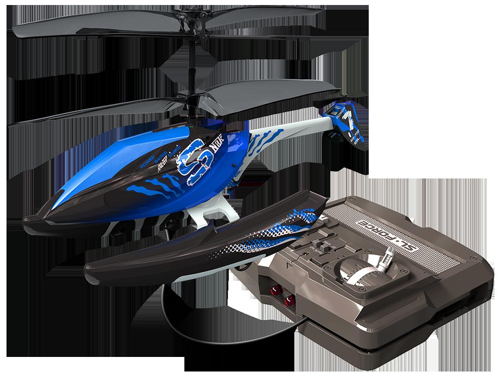 Silverlit Hydrocopter U.K. Helikopter 2.4G - 3CH Gyro