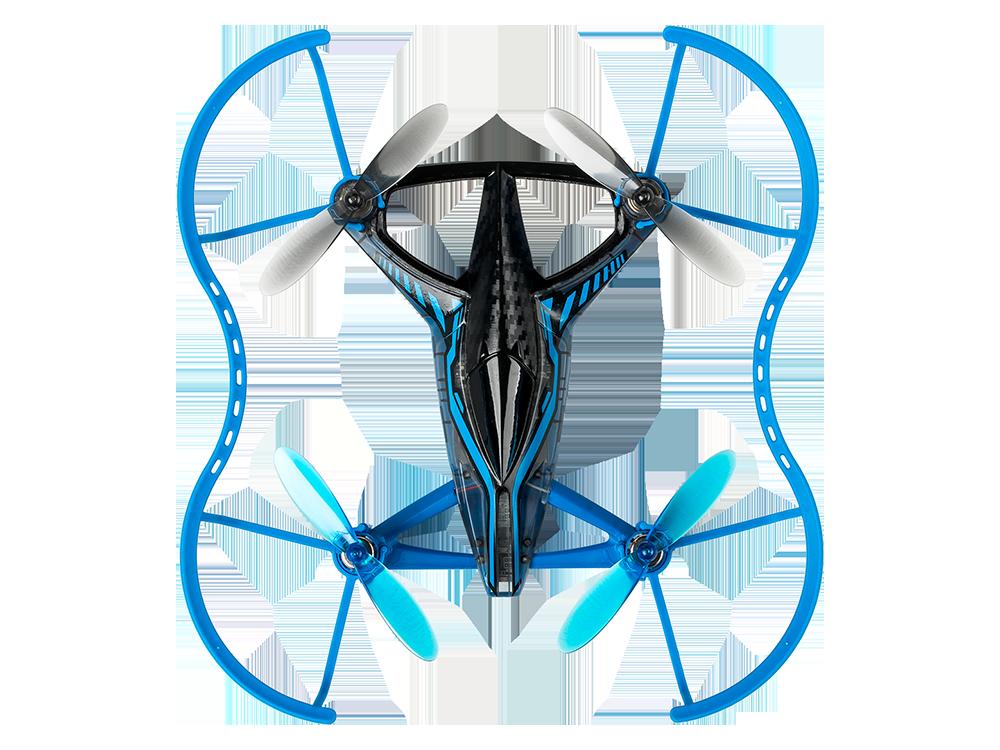 Silverlit HyperDrone Yarış Şampiyona Kiti 2.4G - 4CH Gyro Çift Drone