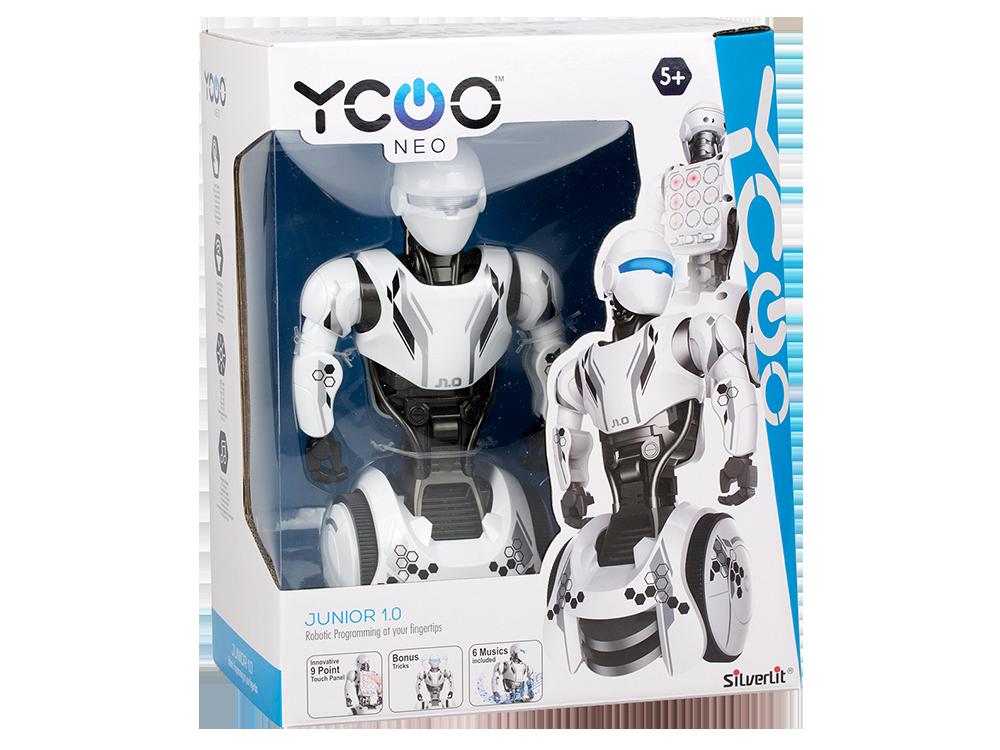 Silverlit Junior 1.0 O.P One Akıllı Robot