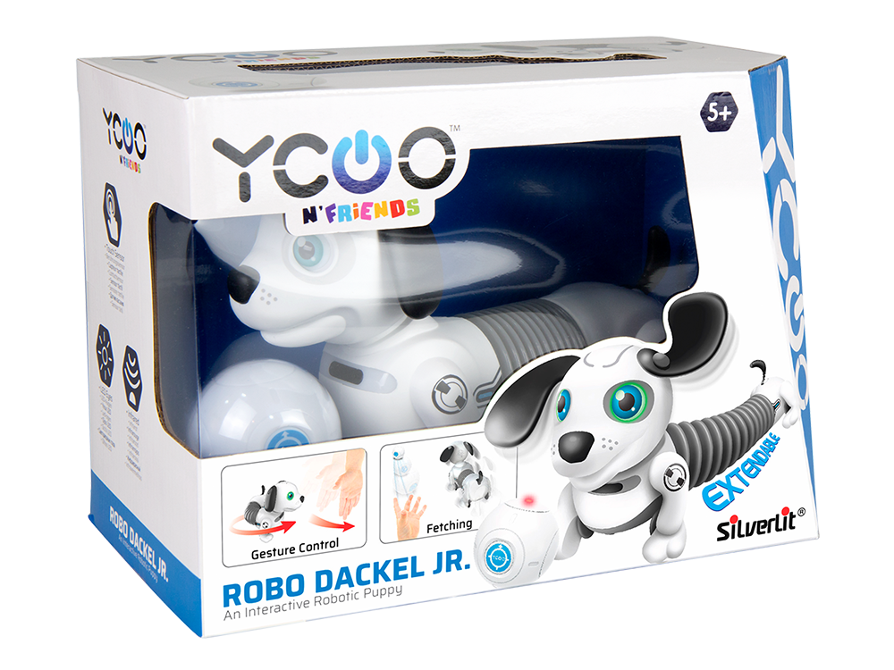 Silverlit Robo Dackel Junior