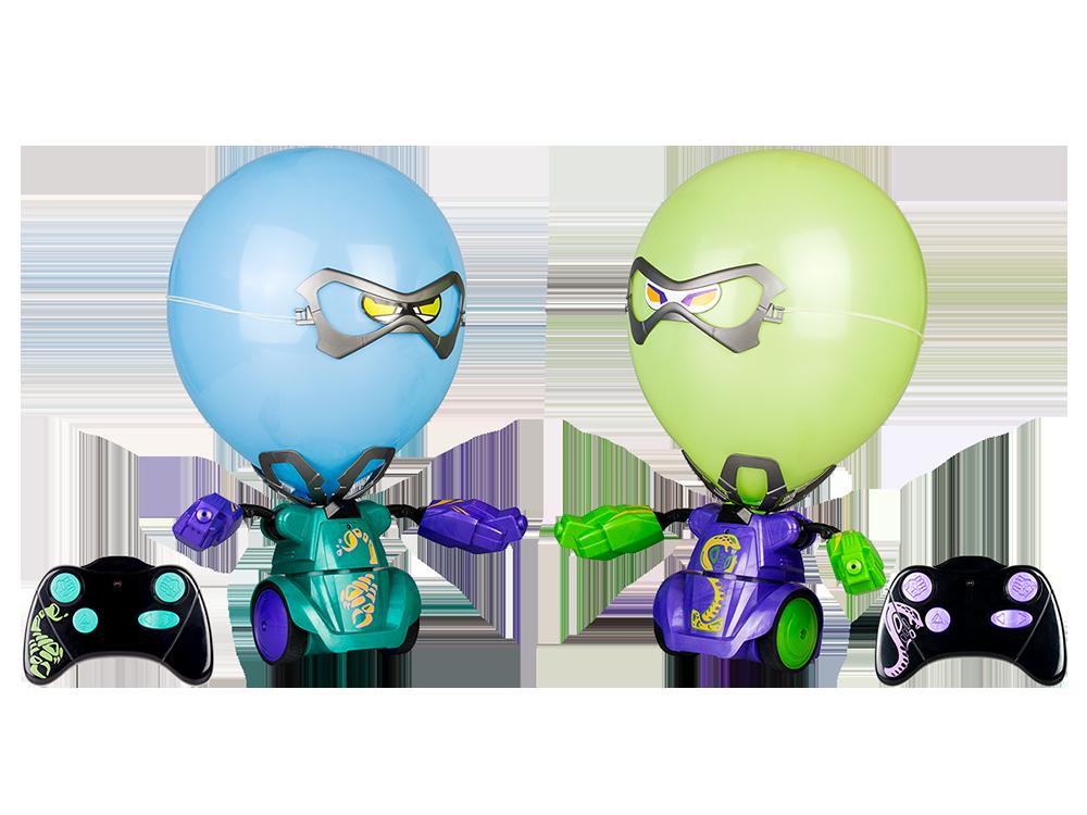 Silverlit Robo Kombat Balloon İkili Set