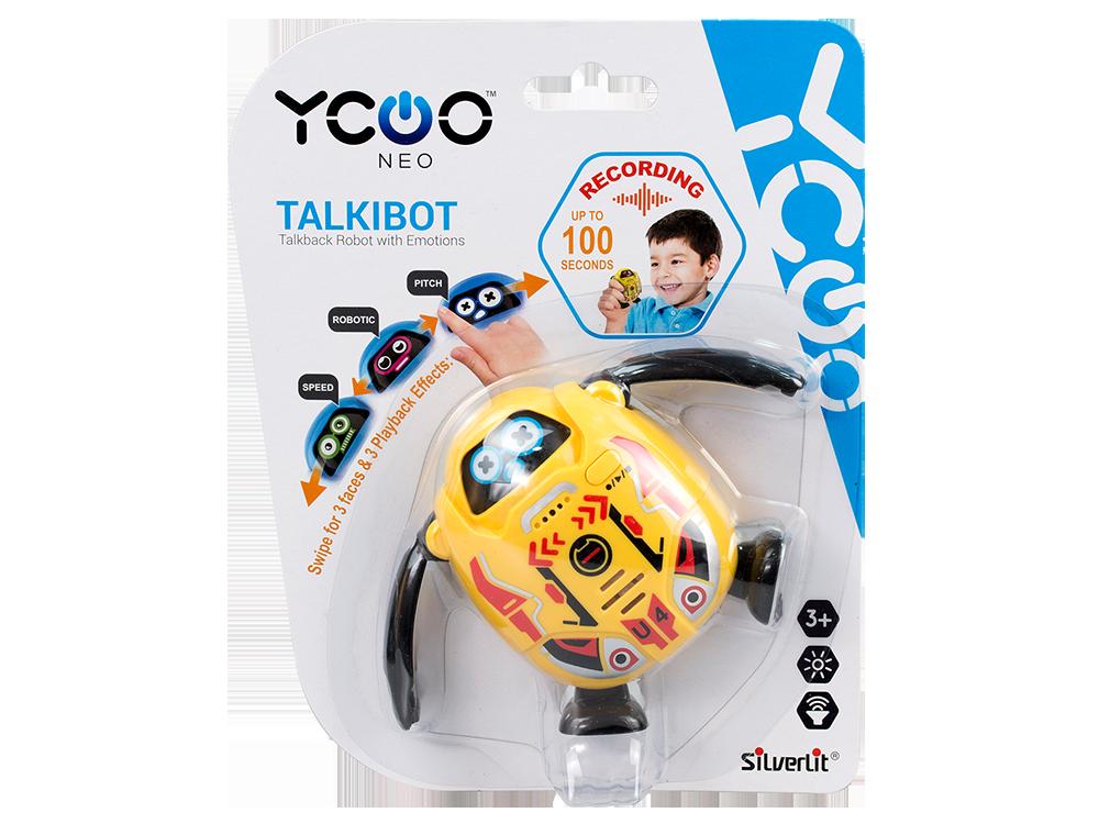 Silverlit Talkibot Seri-1