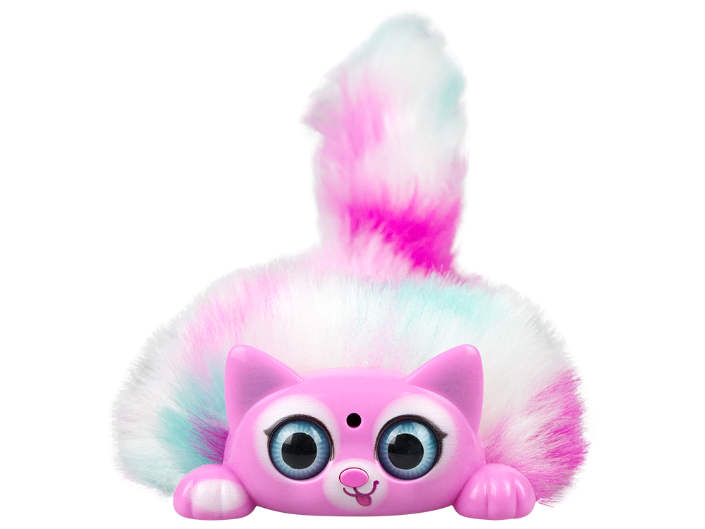 Silverlit Tiny Furries Fluffy Kitty
