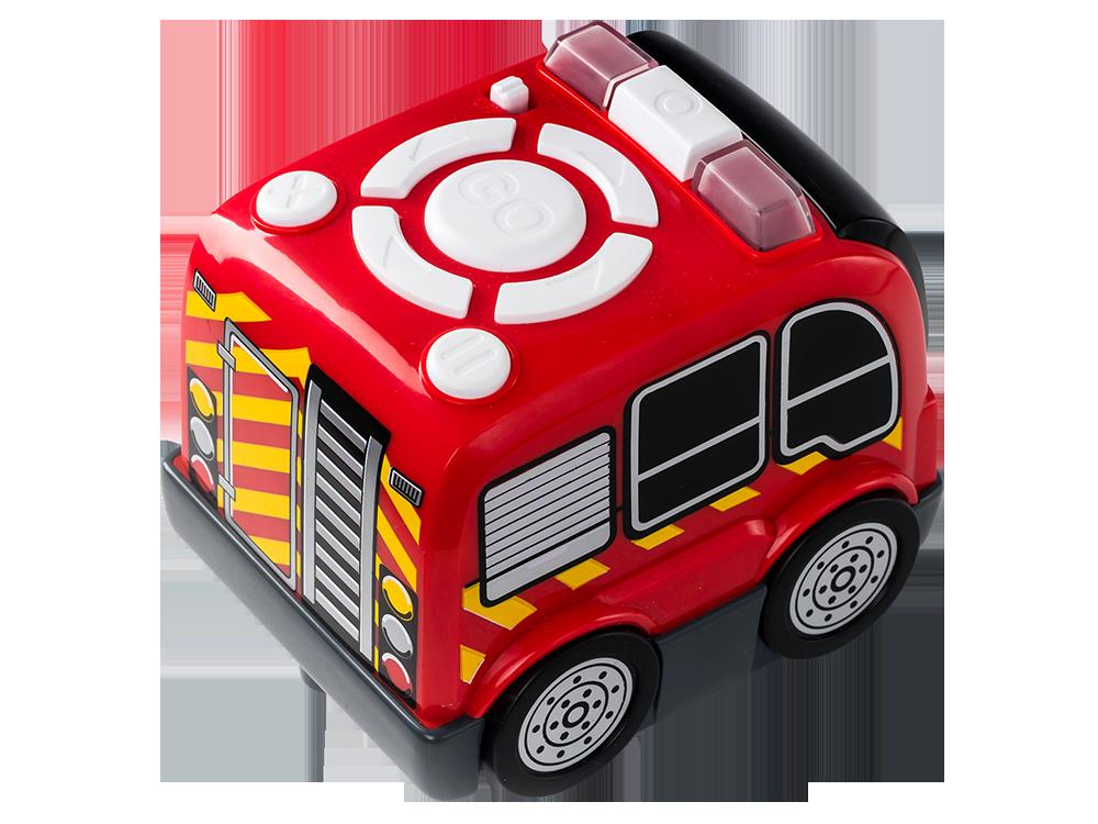 Silverlit Tooko Programlanabilen İtfaiye Aracı ve Oyun Seti