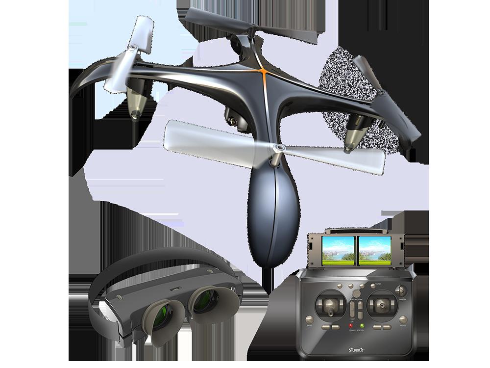 Silverlit Xion FPV Drone Kameralı (Dış Mekan)