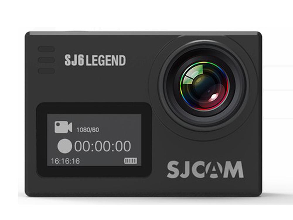 Sjcam SJ6 Legend Wi-Fi 4K Aksiyon Kamerası