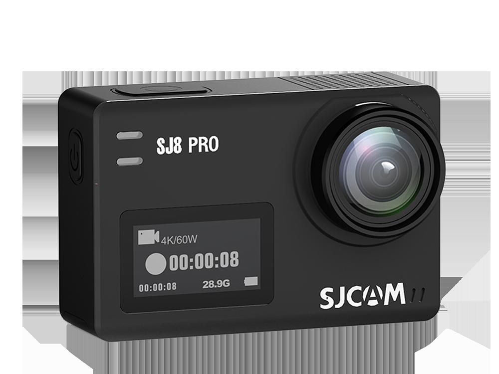 Sjcam SJ8 Pro Wi-Fi 4K Aksiyon Kamerası