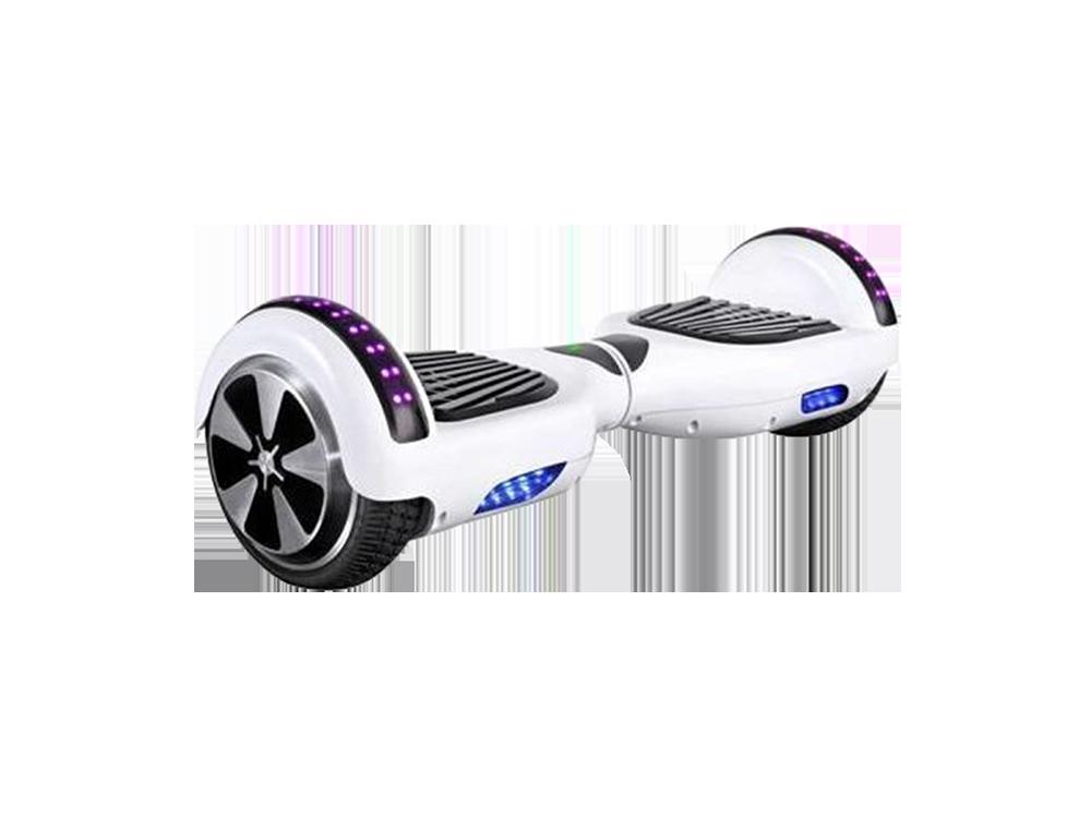 Smart Balance Hoverboard 6.5 İnch Otomatik Dengeli Led Işıklı Elektrikli Kaykay