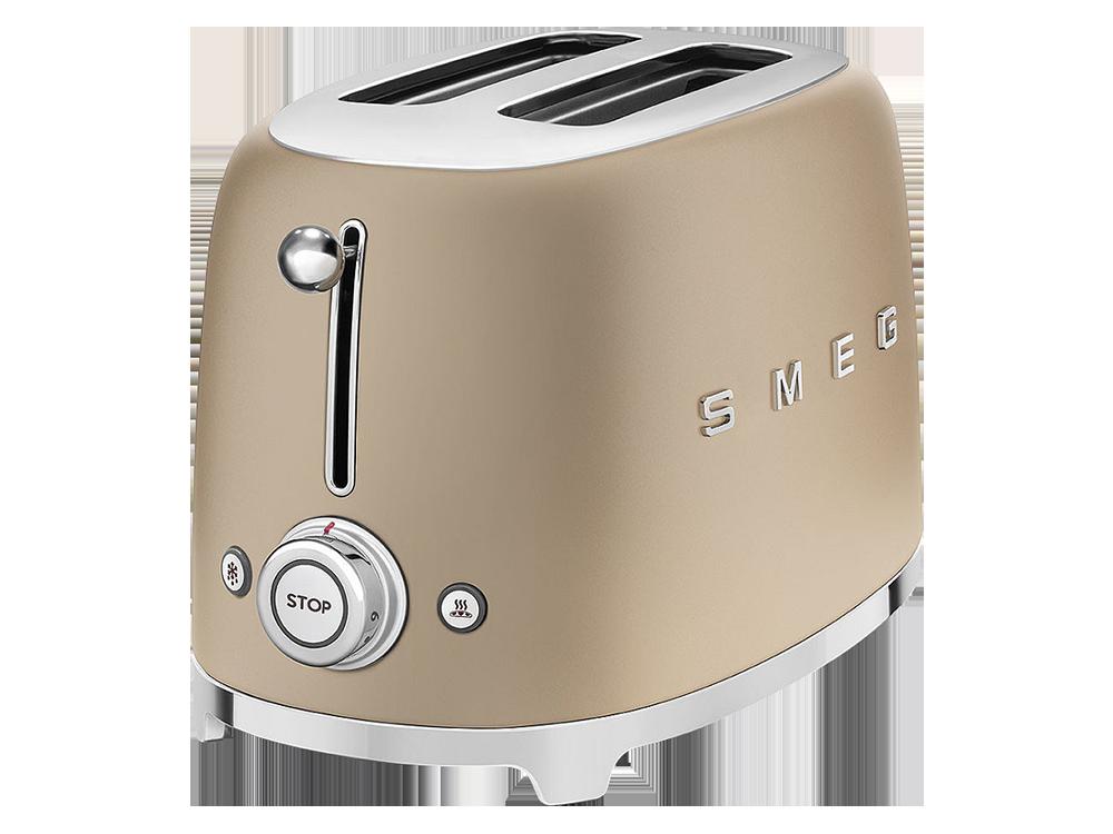 Smeg TSF01 Retro Ekmek Kızartma Makinesi