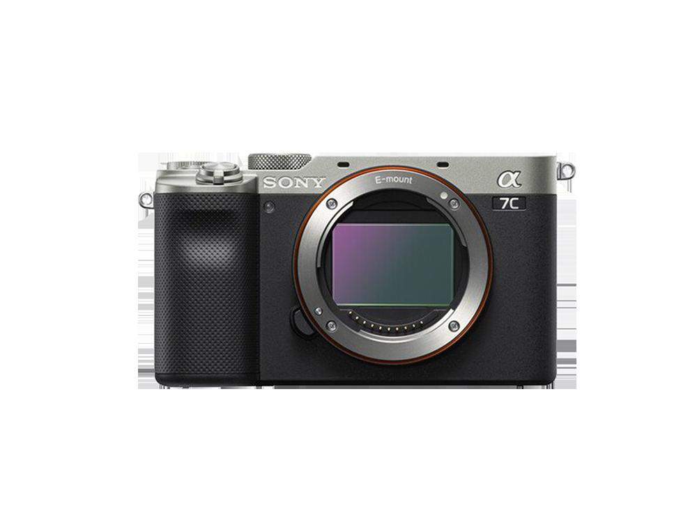 Sony A7C Gövde - Full Frame Aynasız Fotoğraf Makinesi
