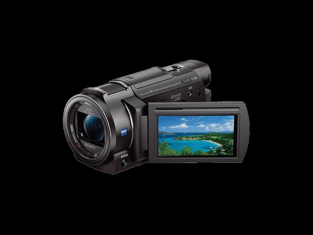 Sony FDR-AX33 4K Video Handycam Kamera