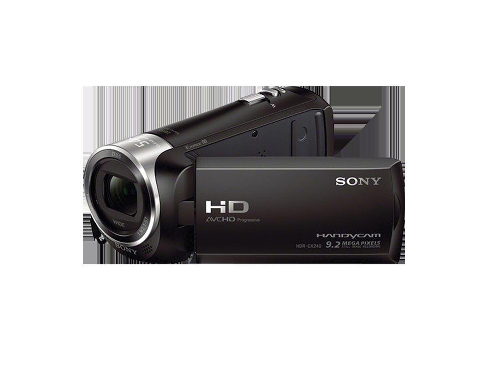 Sony HDR-CX240 Full HD Video Kamera