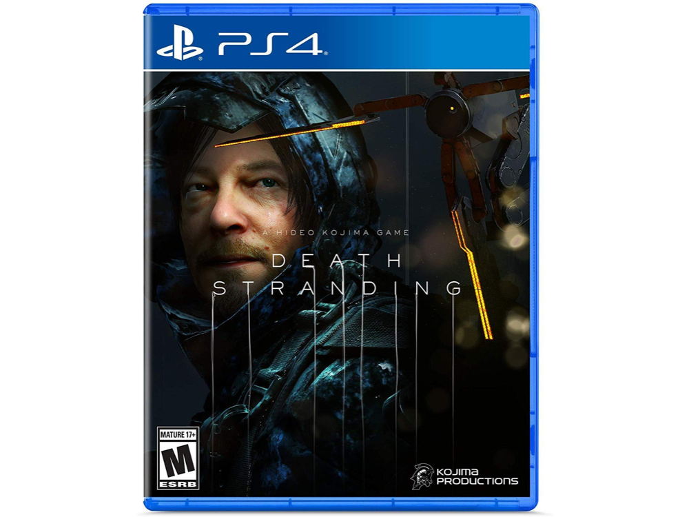 PS4 Death Stranding Standard Edition
