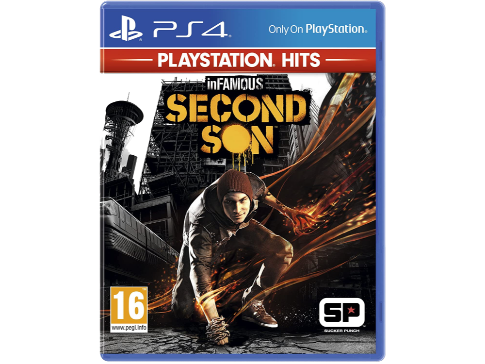 PS4 Infamous Second Son HITS