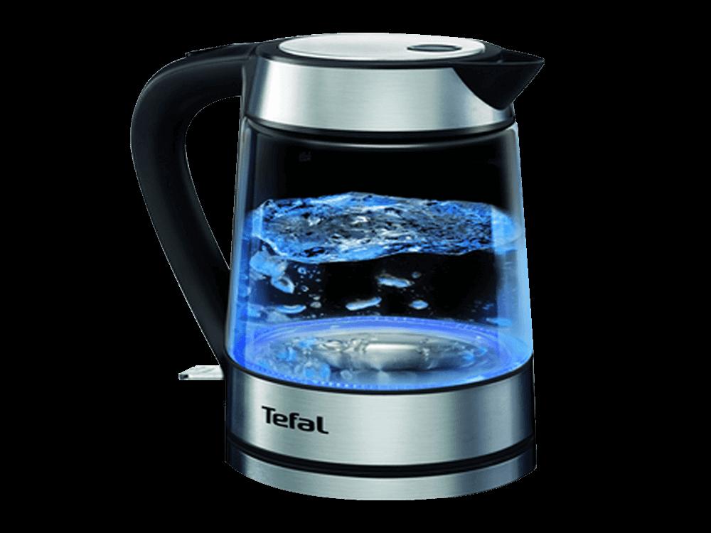 Tefal KI730D30 Işıklı Şeffaf Cam Su Isıtıcı