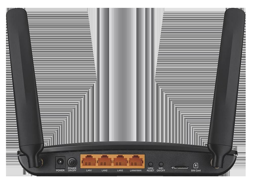TP-Link Archer MR200 AC750 Wifi 4G LTE Router