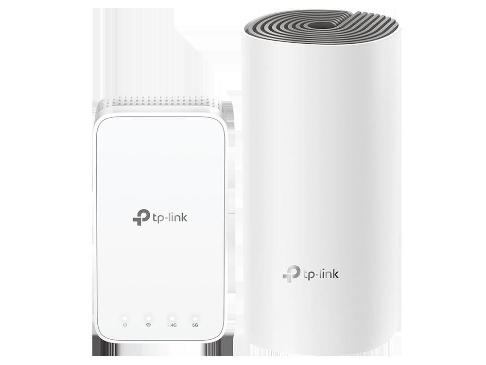 TP-Link Deco E3 AC 1200 Mbps Mesh Tüm Ev Wi-Fi Sistemi ( 2 Adet )